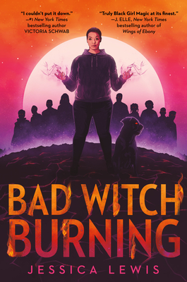 Cover for Bad Witch Burning