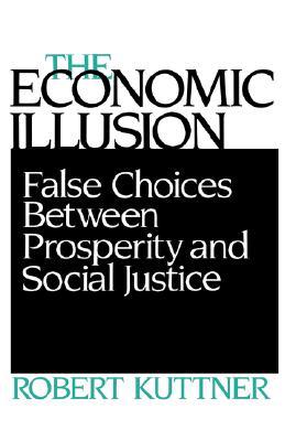 Cover for Economic Illusion