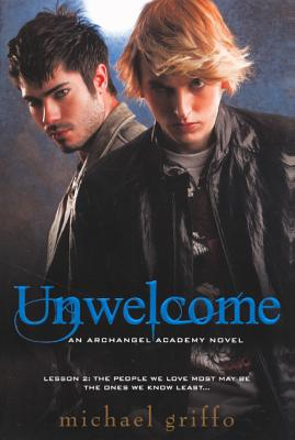 Unwelcome Cover Image