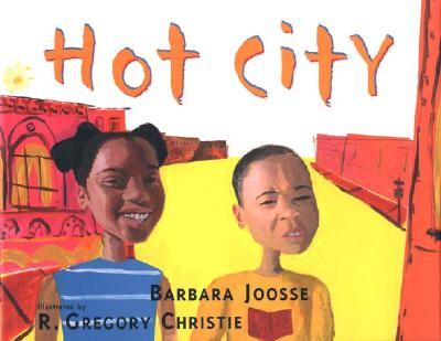 Hot City Cover