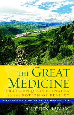 The Great Medicine That Conquers Clinging to the Notion of Reality Cover