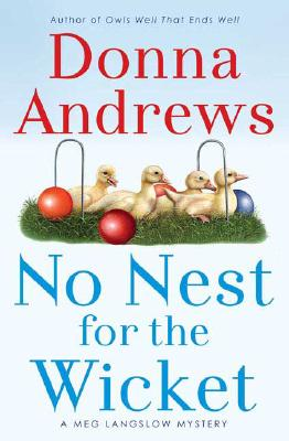 No Nest for the Wicket Cover Image