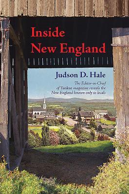 Inside New England Cover Image