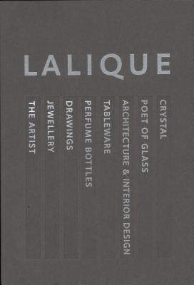 Lalique: Glorious Glass, Magnificent Crystal Cover Image