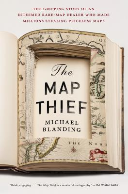 Cover of The Map Thief