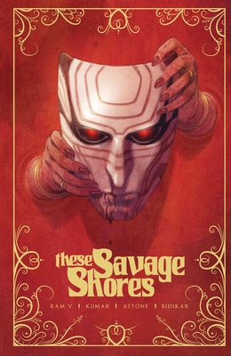 These Savage Shores Tpb Vol. 1 Cover Image