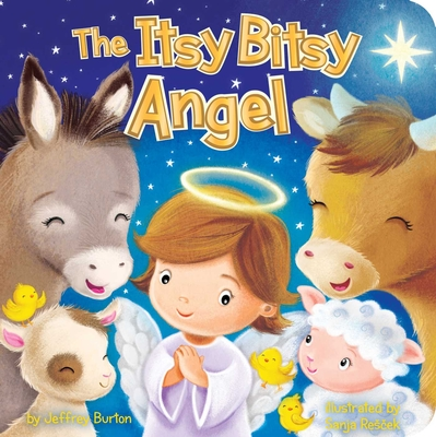 Cover for The Itsy Bitsy Angel