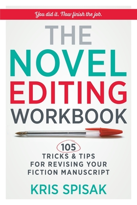 Cover for The Novel Editing Workbook