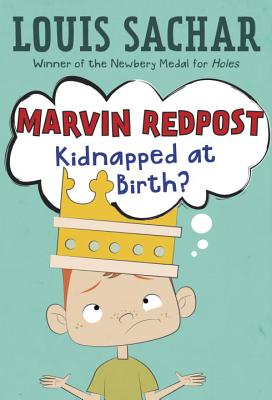 Marvin Redpost #1: Kidnapped at Birth? Cover Image