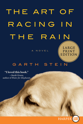 The Art of Racing in the Rain Cover Image
