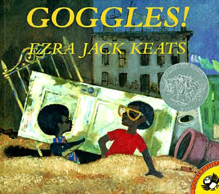 Goggles! (Picture Puffin Books) Cover Image