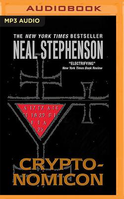 Cryptonomicon Cover Image