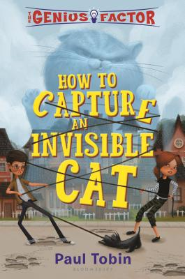 The Genius Factor: How to Capture an Invisible Cat Cover Image
