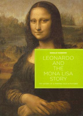 Leonardo and the Mona Lisa Story Cover