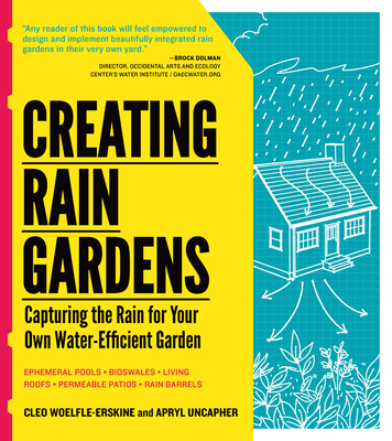 Creating Rain Gardens Cover