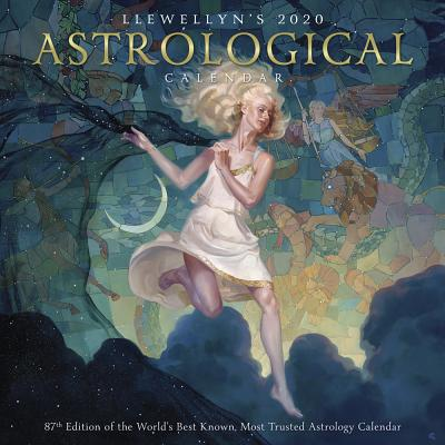 Llewellyn's 2020 Astrological Calendar: 87th Edition of the World's Best Known, Most Trusted Astrology Calendar Cover Image
