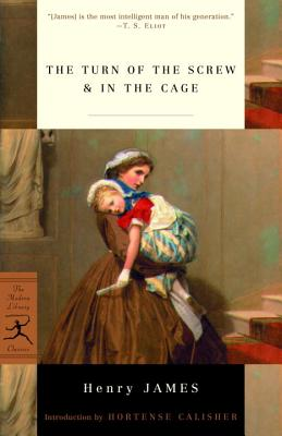 The Turn of the Screw & in the Cage Cover