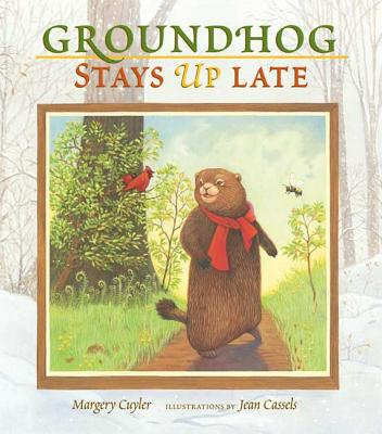 Groundhog Stays Up Late Cover