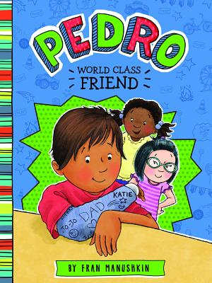 Pedro, First-Class Friend Cover Image
