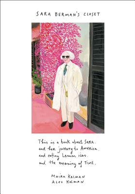 Sara Berman's Closet Cover Image