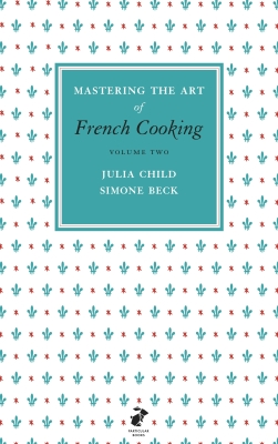 Mastering the Art of French Cooking Cover
