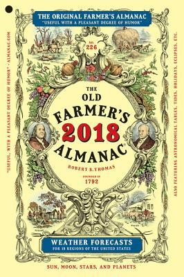 The Old Farmer's Almanac 2018, Trade Edition Cover Image