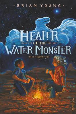 Healer of the Water Monster Cover Image