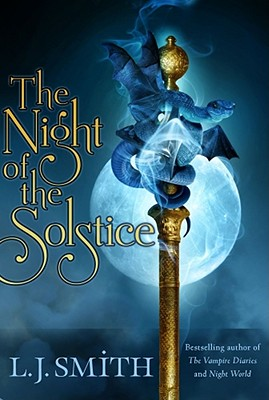 The Night of the Solstice Cover