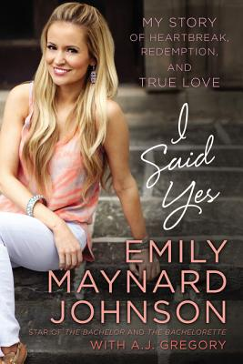 Cover for I Said Yes