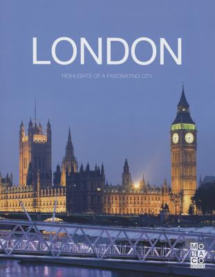 The London Book: Highlights of a Fascinating City Cover Image
