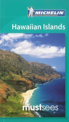 Michelin Must Sees Hawaiian Islands Cover