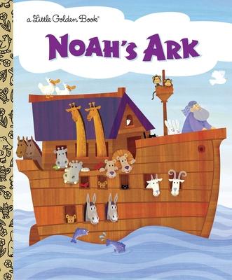Noah's Ark (Little Golden Book) Cover Image