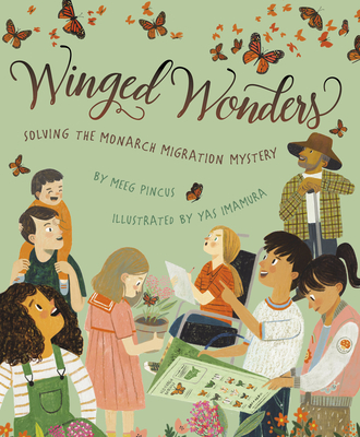 Winged Wonders: Solving the Monarch Migration Mystery Cover Image