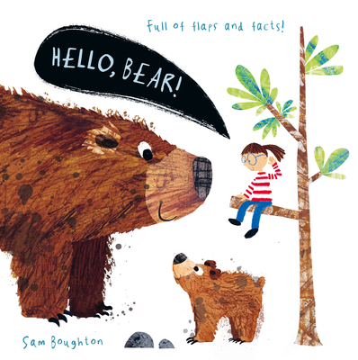 Hello, Bear! (Animal Facts and Flaps) Cover Image