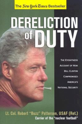 Dereliction of Duty Cover Image
