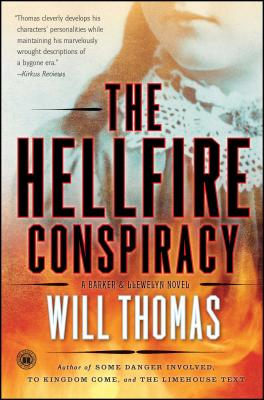 The Hellfire Conspiracy Cover