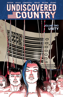 Undiscovered Country, Volume 2: Unity Cover Image
