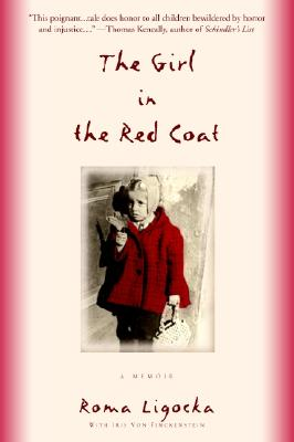 The Girl in the Red Coat Cover