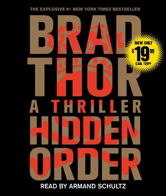 Hidden Order: A Thriller (The Scot Harvath Series #12) Cover Image