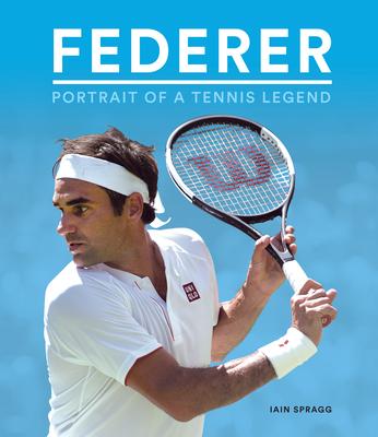 Federer: Portrait of a Tennis Legend Cover Image