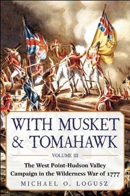 Cover for With Musket & Tomahawk