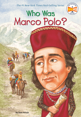 Who Was Marco Polo? (Who Was?) Cover Image