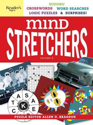 Reader's Digest Mind Stretchers Vol. 8 (Mind Stretcher's #8) Cover Image