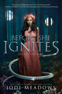 Before She Ignites (Fallen Isles #1) Cover Image
