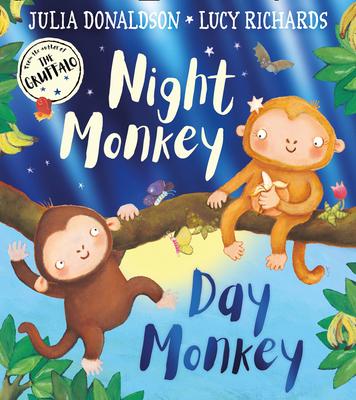 Night Monkey, Day Monkey Cover Image