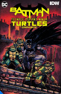Batman/Teenage Mutant Ninja Turtles Omnibus Cover Image