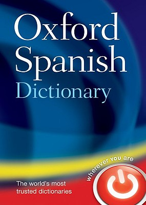 Oxford Spanish Dictionary Cover Image
