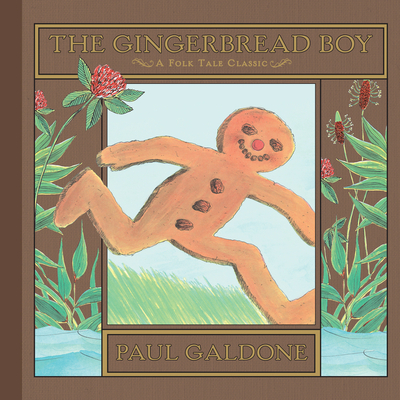Cover for The Gingerbread Boy (Paul Galdone Classics)