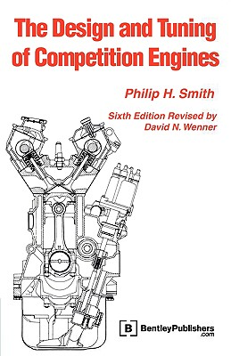 The Design and Tuning of Competition Engines Cover Image