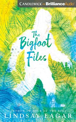 The Bigfoot Files Cover Image